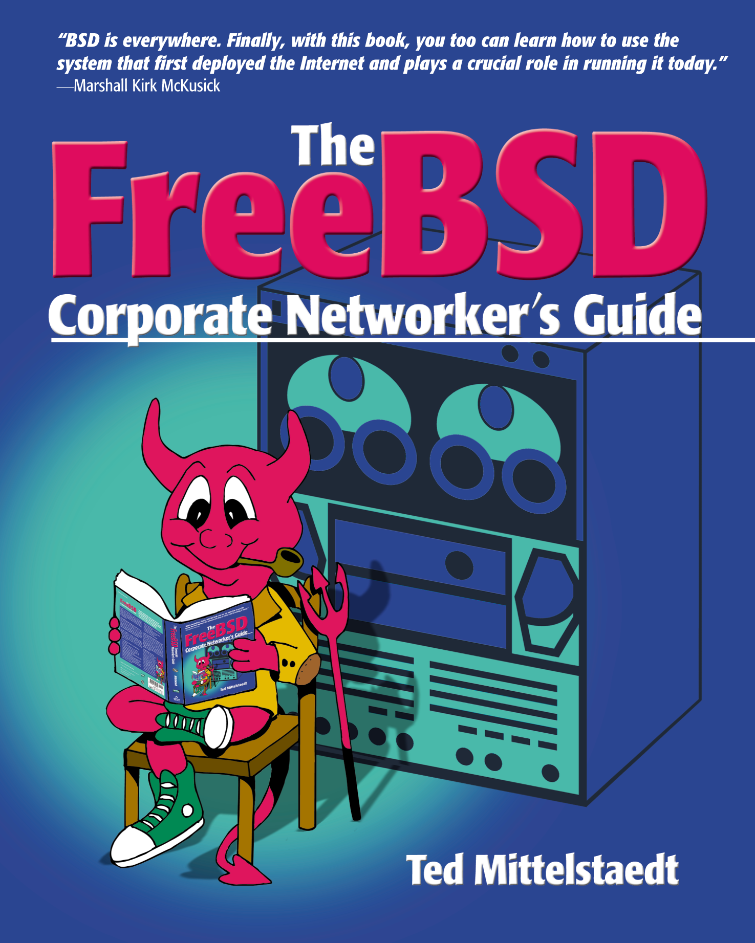 FreeBSD books: a selection of sites